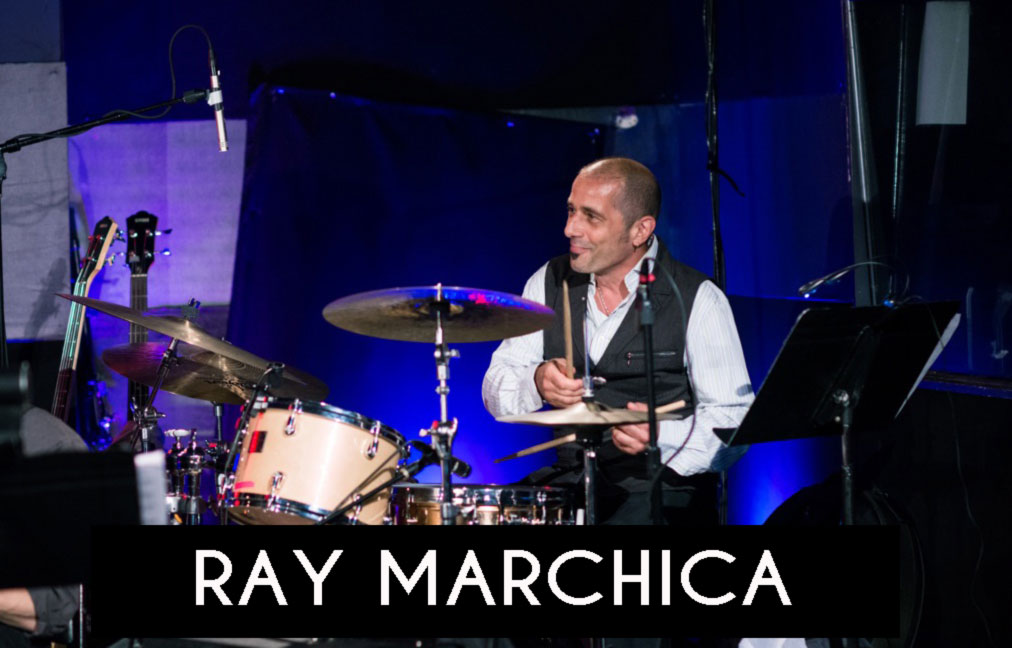Ray Marchica - Drummer