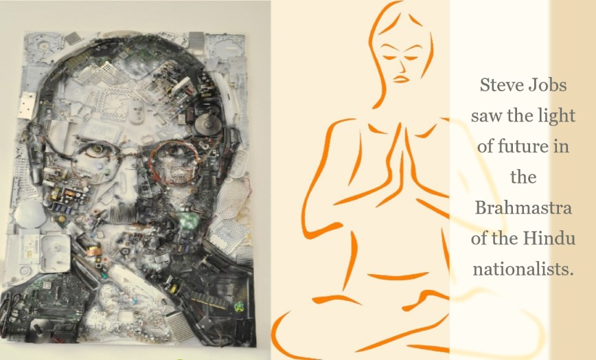 YOGA- How Tech-Yogi saw the light of the future in the Brahmastra of the Hindu nationalists.
