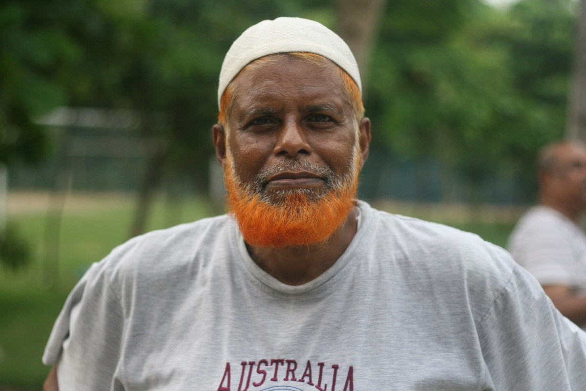 TALES OF TWO CITIES (PART 2) & Why do Muslims have colored beards?
