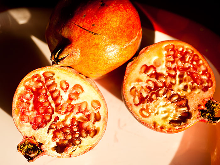 The Wonders of Pomegranate