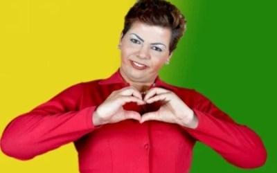 'Mais que Dilmais' no Teatro da AMF