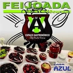 Feijoada Gourmet AV CHEF na Casa Azul