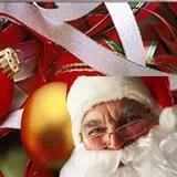 A grande chegada do Papai Noel no Center Icaraí