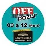 Niterói Off Bazar no Espaço Cantareira, em São Domingos