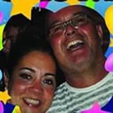 Mônica Mac comemora aniversário com muito Samba