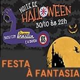 Noite Sinistra de Halloween no PCSF