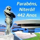 Niterói completa 442 anos com várias atrações
