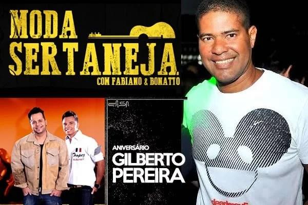 Niver de Gilberto Pereira na Boate Casa