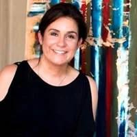 Paula Paes Leme inaugura Expressão do Abstrato