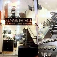 Femme Fatalle 3 anos de sucesso