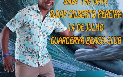 B-Day Gilberto Pereira 2019