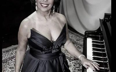 Recital de piano com Wanda Cavalcanti no Avatar