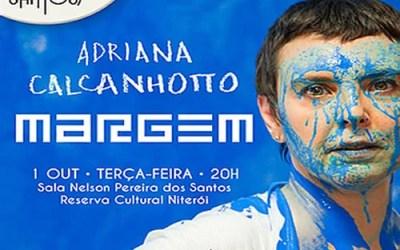 Adriana Calcanhotto apresenta nova turnê em Niterói