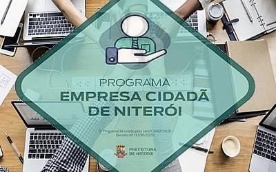 Programa Empresa Cidadã Prefeitura de Niterói