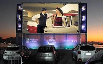 1º Encontro Nictheroy Cine Drive-in de Veículos Antigos
