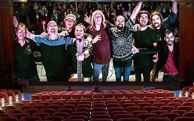 Soulshine Jam Band é a atração da Sala Nelson Pereira dos Santos