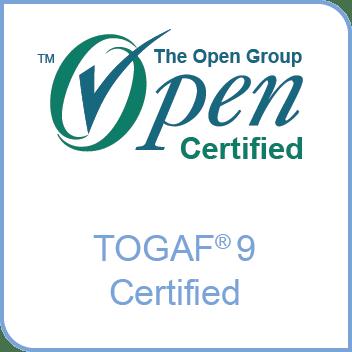 Togaf 9.1 Certified