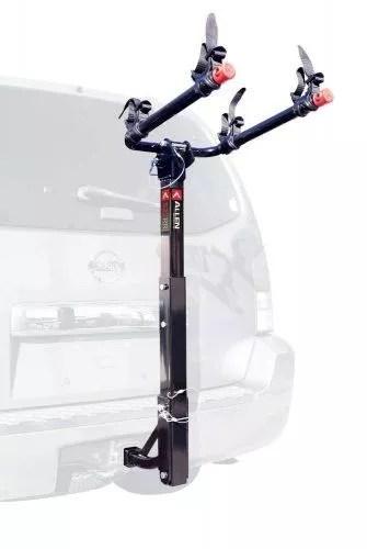 allen sports deluxe 4 bike rack review