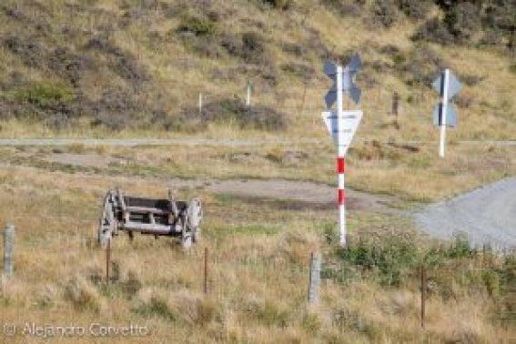 Tren en Nueva Zelanda