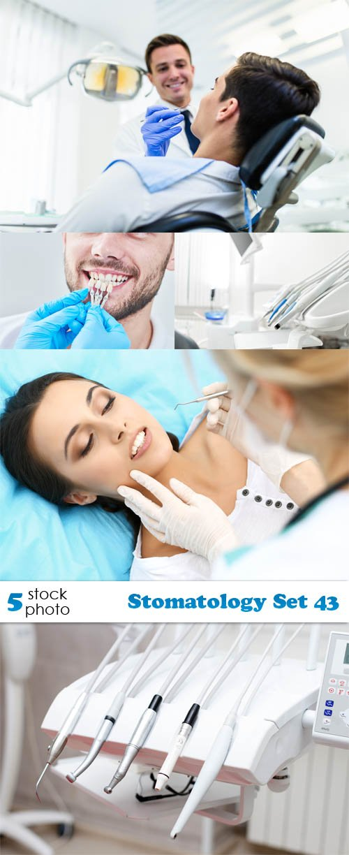 Photos - Stomatology Set 43