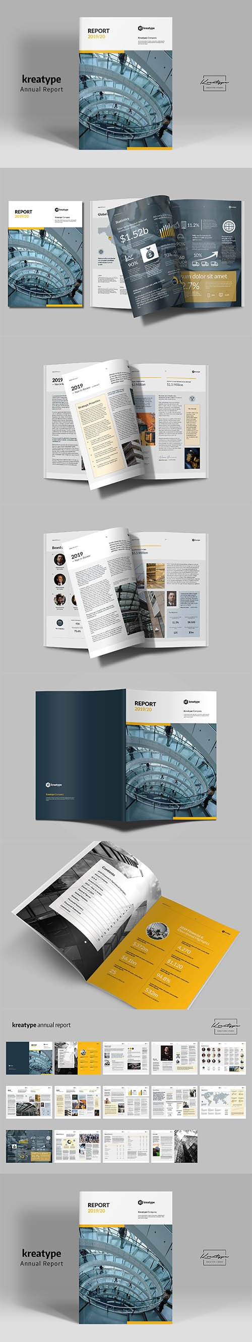 CreativeMarket - Kreatype Annual Report 3376802