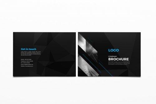 CreativeMarket - Corporate Business Brochure 3507476
