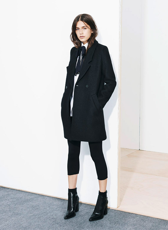 Zara TRF October 2013 Lookbook