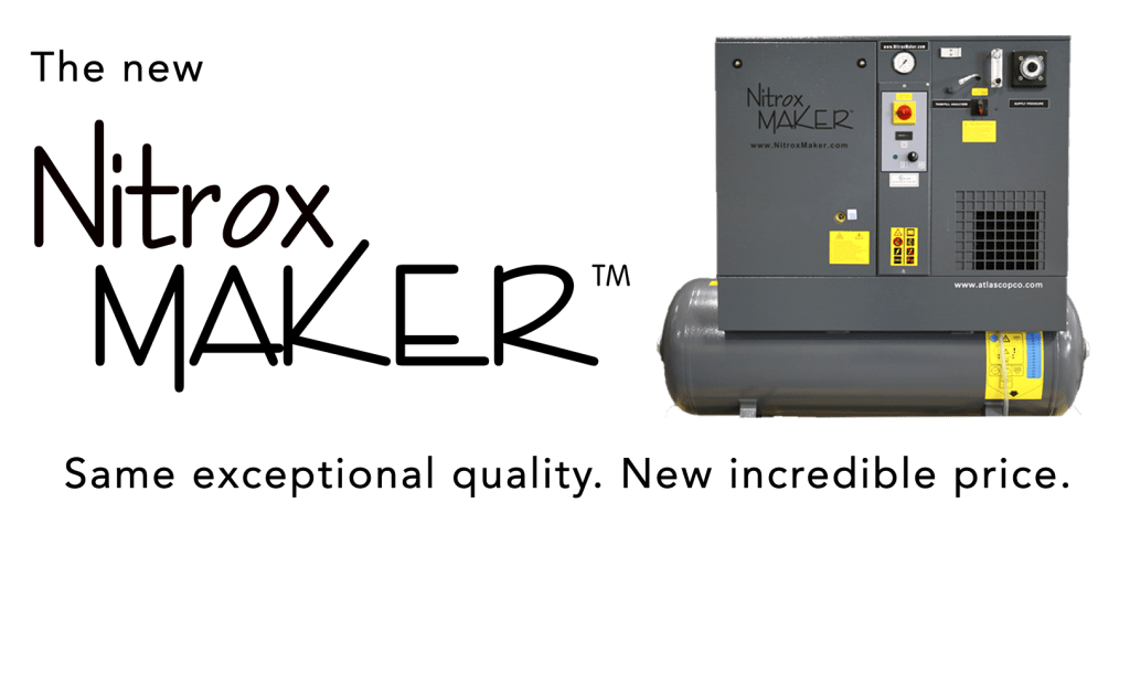 nitrox system compressor generator highest quality