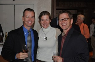 Left-right: Jeff S. Deitrich, MNC Director; Ryen and Tom Roberts.