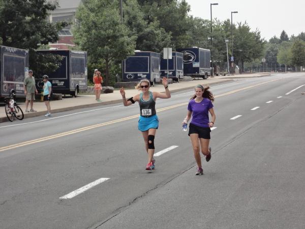 Successful Marathoner