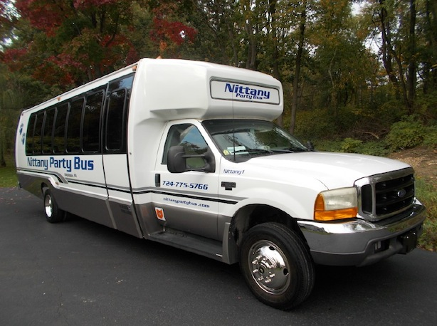 Nittany Party Bus Luxury Limo Transportation