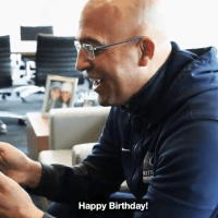 Birthday wishes: James Franklin surprises 100-year-old alum and fan with call