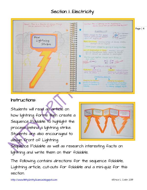 Demo Electricity and Magnetism Page 4 - Electricity and Magnetism