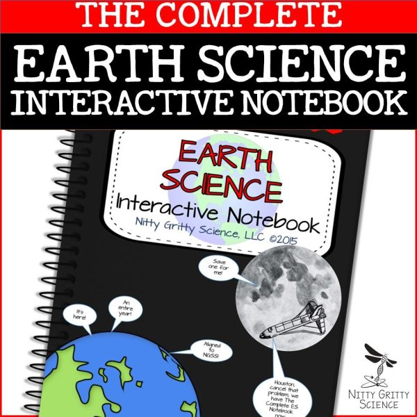 ES INB 1 - Earth Science Interactive Notebook: The Complete Bundle for an Entire Year