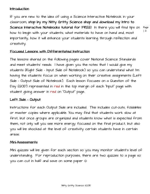 ES INB A Trip Through Earths History Page 3 - A Trip Through Earth's History