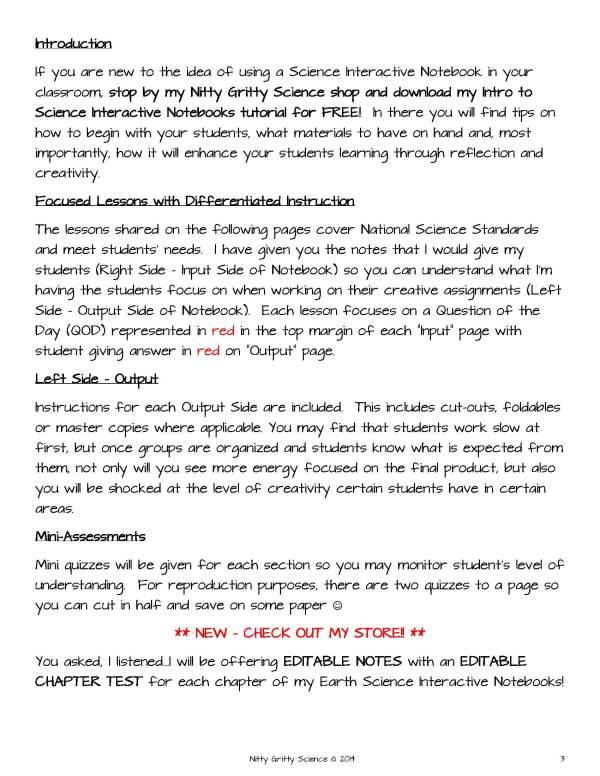 ES INB Plate Tectonics Page 3 - Plate Tectonics