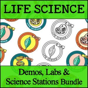 LS DEMO LAB AND SCIENCE STATION BUNDLE preview Page 07 - LIFE SCIENCE Demos, Labs & Science Stations BUNDLE