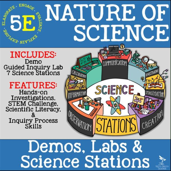 LS DEMO LAB AND SCIENCE STATION BUNDLE preview Page 09 - EARTH SCIENCE Demos, Labs & Science Stations BUNDLE