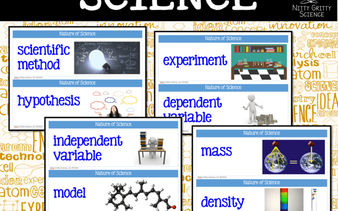 Using Word Walls in Science