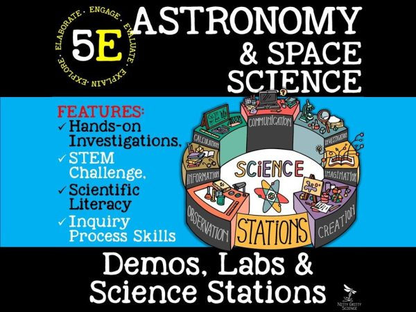 Slide1 3 - EARTH SCIENCE Demos, Labs & Science Stations BUNDLE