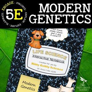 Slide3 - Modern Genetics