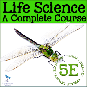 The Complete Course - LIFE SCIENCE CURRICULUM - THE COMPLETE COURSE ~ 5 E Model