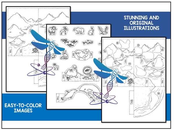 Tundra Preview 2 - Tundra Biome Model - 3D Model - Biome Project