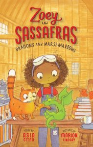Zoey   Sassafras Book 1 Cover - STEM-inspired book series for K-5: Zoey and Sassafras