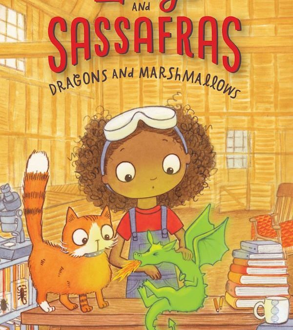 STEM-inspired book series for K-5: Zoey and Sassafras