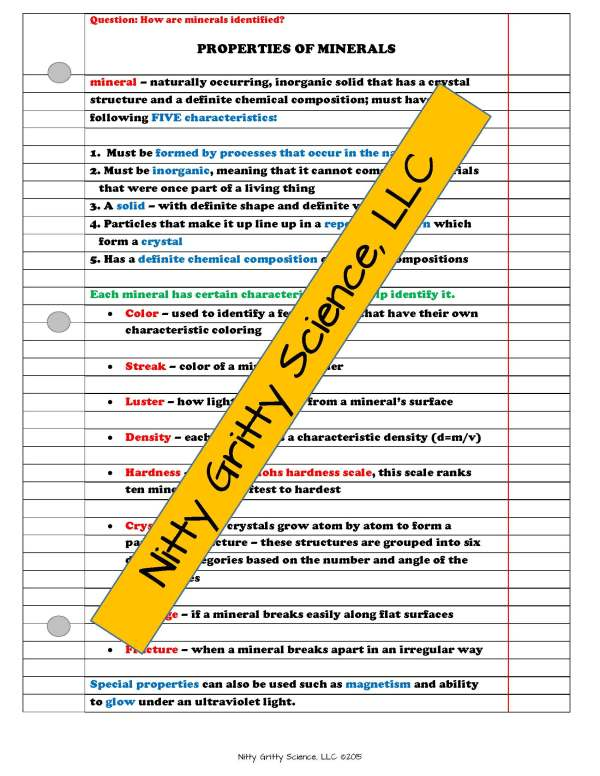 demoEarthSciencePowerPointsNotesChapterTestsBundleEDITABLE2199765.pdf Page 4 - Earth Science Curriculum: PowerPoints, Notes, Chapter Tests Bundle ~ EDITABLE