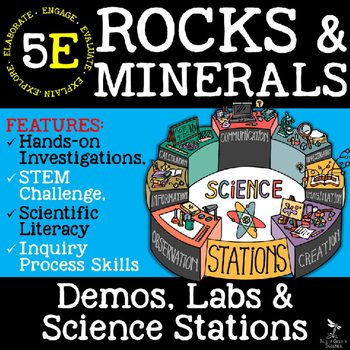 original 2826230 1 - ROCKS AND MINERALS - Demo, Lab and Science Stations