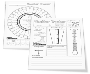 weather tracker 300x246 - Ideas for Bringing the Outdoors Inside for a Science Lesson