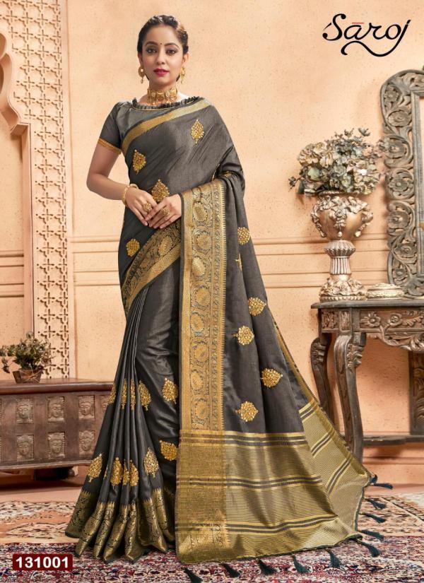 NITYANX » Shivika by saroj silk sarees wholesale supplier ...