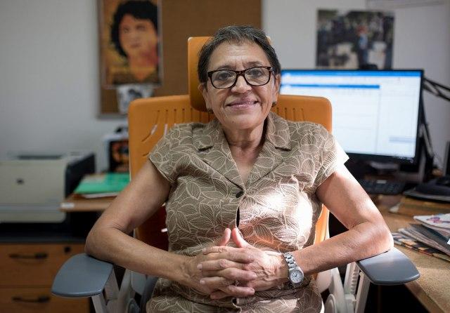 Marta María Blandón, directora ejecutiva de Ipas Centroamérica, asegura que el involucramiento de los hombres era clave ante una epidemia de la naturaleza del zika. Carlos Herrera / Niú